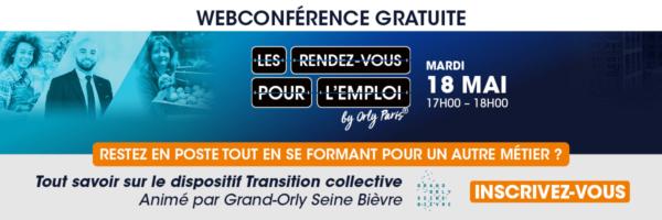 Webconference - restez en poste - rdv emploi 20 mai 2021