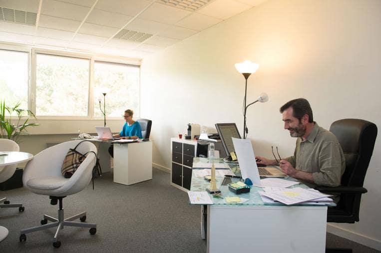 bureaux pépinière Courtaboeuf (91)